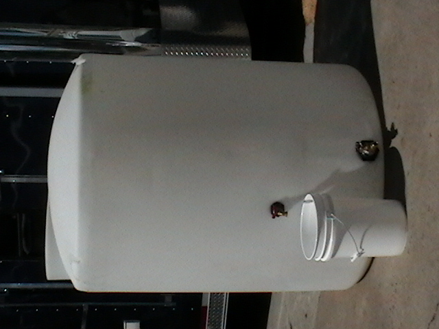 Water Storage Containers 500 gallon