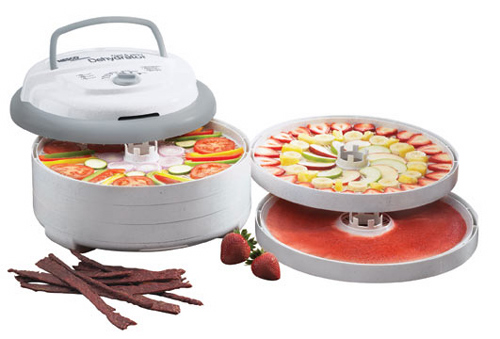 Snackmaster? Pro 700 Watt Food Dehydrator (Speckled) FD75 pr