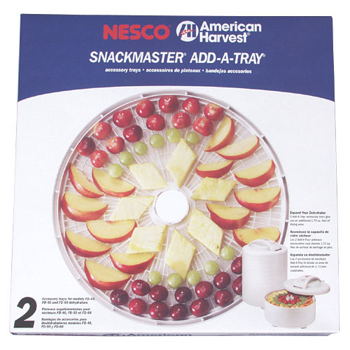 Add-A-Tray 2-pack For The Snack Master 75 PR
