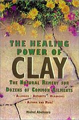 Healing Power Of Clay Book
