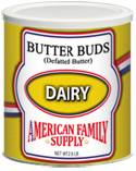 Butter Buds (Defatted Butter)