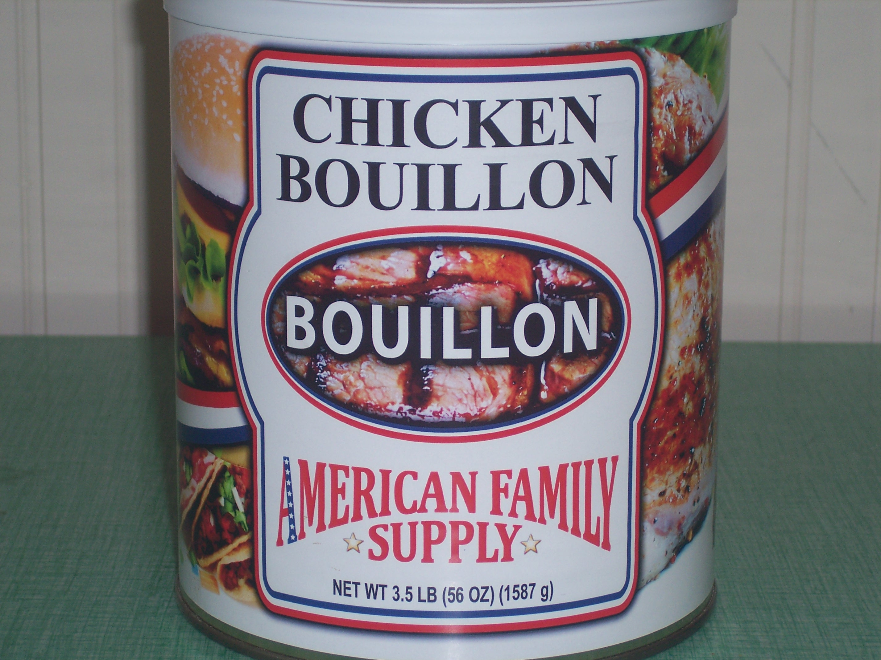 Chicken Bouillon(Premium)