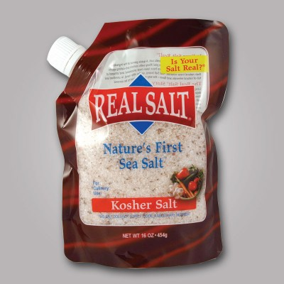 Kosher Salt 26 oz. pouch