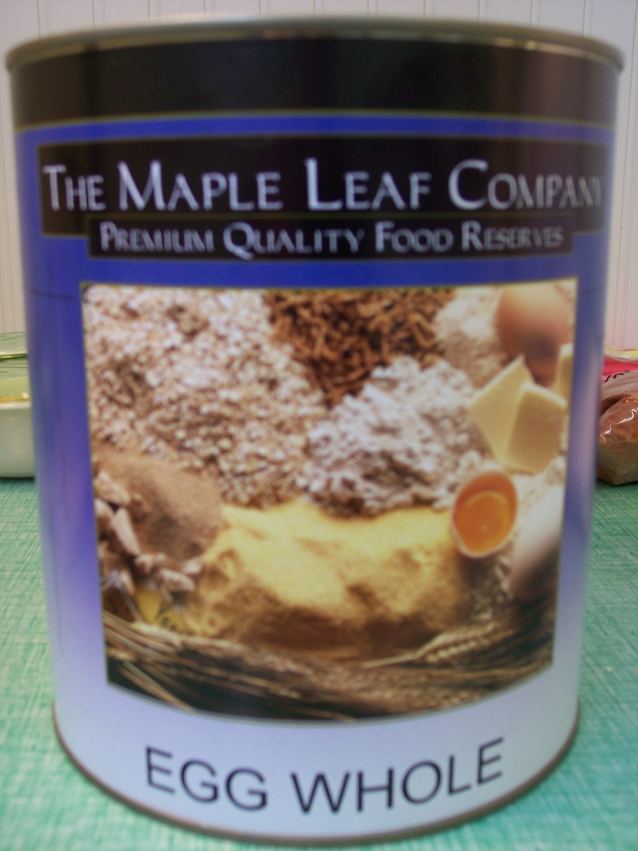 Egg Powder Freeze Dried. This product is in stock now and can be ordered.
