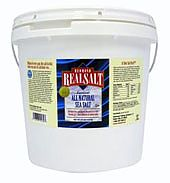 Redmond Salt 10 Pound Bucket