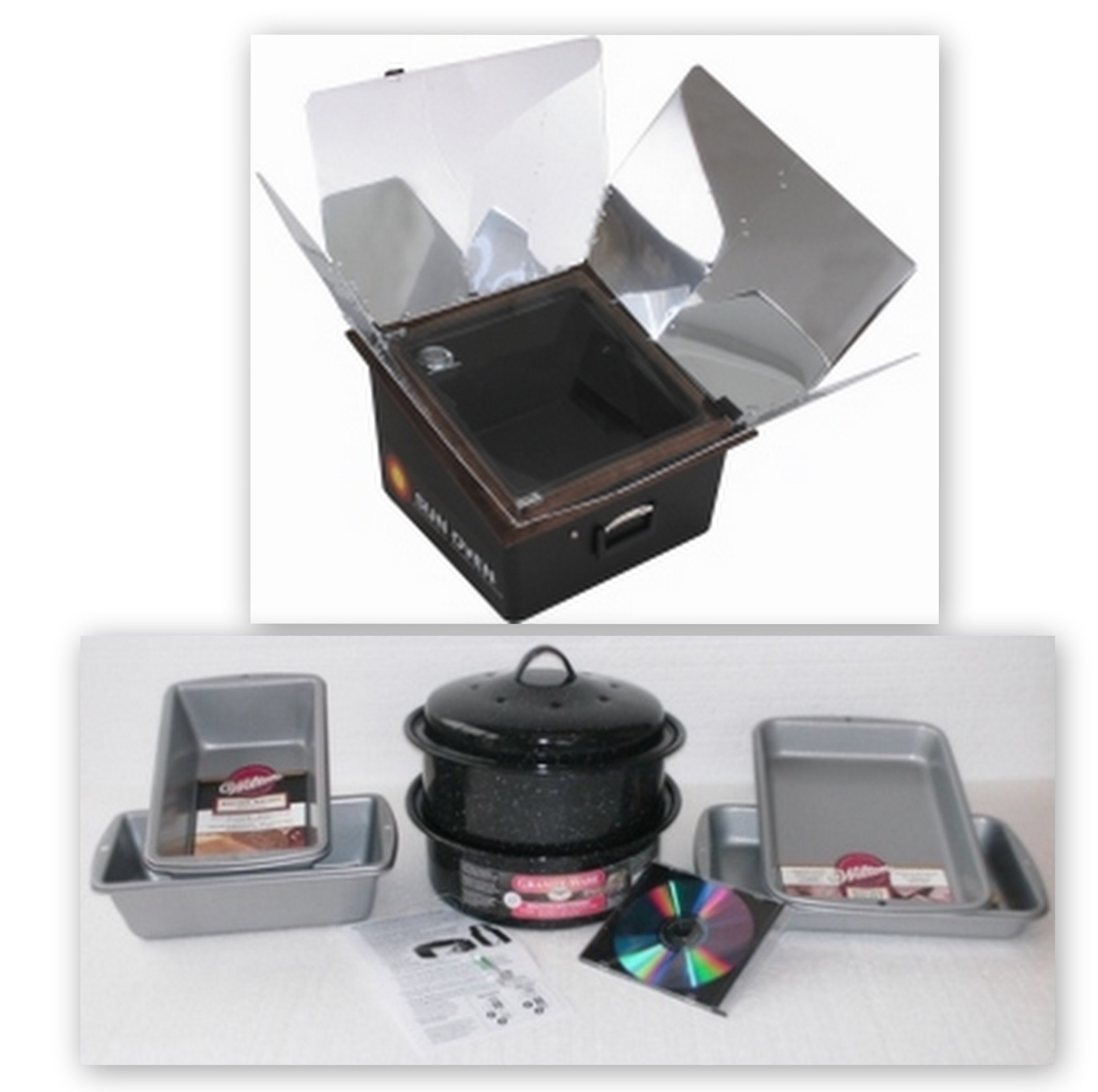 Sun Oven with Bakeware Preparedness Package