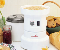 WonderMill Electric Grain Grinder